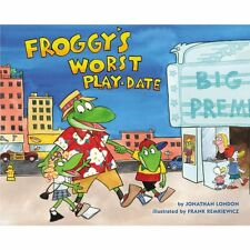 Froggy's Worst Playdate-ExLibrary
