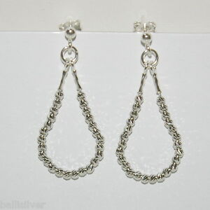 4 pairs RHODIUM PLATED on Sterling Silver 925 2.5mm LASER CUT BEAD EARRINGS Lot