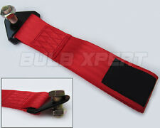 HONDA CIVIC EG EK EF SI EP3 FA FD 6 7 8th GEN RED TRACK RACING BUMPER TOW STRAP