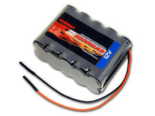 Tenergy 12V 2000mAh NiMH Battery Pack w/ Bare Leads