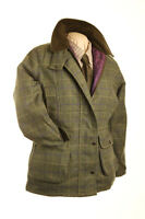 LADIES TWEED COAT/JACKET W/PROOF RIDING WALK NEW