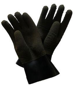 Ersatz-Trockentauchhandschuhe schwarz - jetzt auch in den Größen S und 2XL