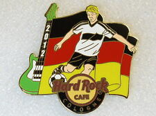 COLOGNE,Hard Rock Cafe Pin,2012 Olympics,Sport Flag,Summer Game