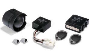 COBRA A4138 CAT 1 Thatcham approved car alarm and immobiliser ultrasonics