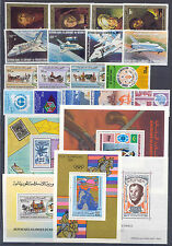 Mauretanien - ** LOT mit Marken und Blöcken MNH