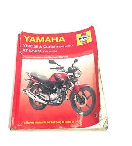 YAMAHA Haynes Manual