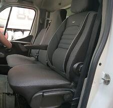Sitzbezüge Schonbezüge Renault Master III Fahrersitz und Doppelbank