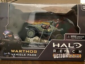 Halo Reach ActionClix Warthog Vehicle Pack
