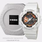 Authentic Casio G-Shock Ladies White S Series Digital Watch GMAS110CW-7A2