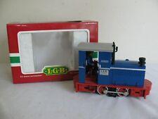 LGB Lehmann G Scale Field Railroad Diesel Locomotive JONNY w/ Decoder #22910 EX