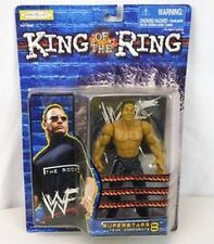 WWF The Rock King of the Ring Superstars Team Corporate 8 Action Figure NIB