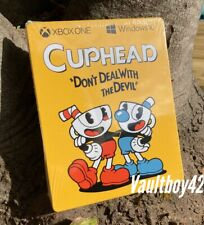 Cuphead Steelbook Xbox one + stickers / sans Code