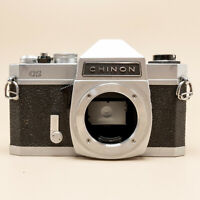 Chinon CS for M42 Lenses - Spotmatic Clone - Tested/100% - New Seals - Excellent