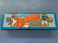 1989 Donruss Baseball Factory Set w/ Griffey Jr,  Biggio, Johnson Rookie Cards