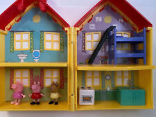 Peppa Pig House With Furniture And Figures