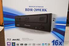 BLuRay Brenner intern Pioneer BDR-209EBK Retail black