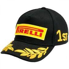 casquette PIRELLI podium F1