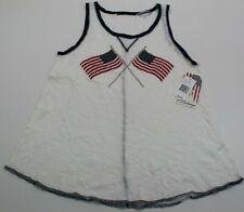PJ Salvage Tank Top Sleep Shirt USA Large NWT Thin