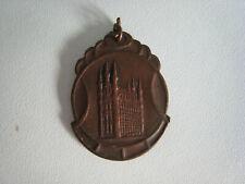 médaille comité du Caban Louvain