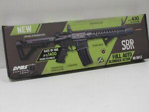 Panther Arms DPMS SBR BB Air Rifle