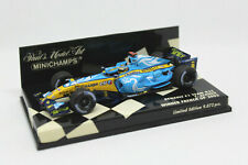 MINICHAMPS 1/43 - Renault F1 Team R25 F. Alonso Winner French GP 2005 400050205