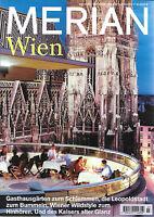 Merian Wien Juli 1999/ Heft 7/ 52.Jahrgang & Faltkarte Kaiser Wildstyle Gasthaus