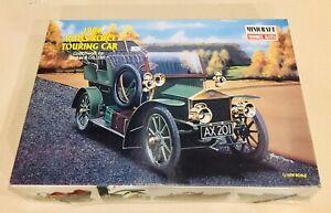 🏁 Minicraft 1/16 1907 Rolls Royce Touring Car - New Open Box Kit 🏁