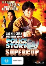 Police Story 3 - Super Cop (DVD, 2015)