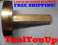 4.9293 SMOOTH PIN PLUG GAGE 4 15/16 4.9375 - .0082 UNDERSIZE TOOL INSPECTION TOO