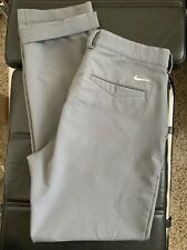 Nike Golf Cold Weather Pants 32/32 Grey. Excellent used condition.