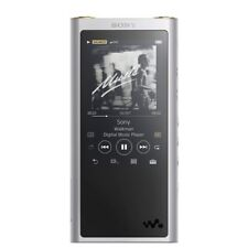 NEW SONY NW-ZX300 S Walkman ZX Series 64GB SILVER from JAPAN