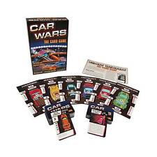 Car Wars Card Game by Steve Jackson Games 1401