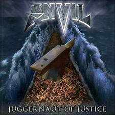 Juggernaut of Justice [Special Edition] by Anvil (CD, May-2011, The End)