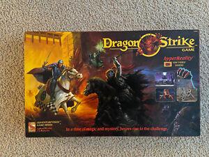 DRAGON STRIKE TSR VHS Board Game