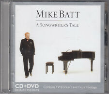 Mike Batt : A Songwriter's Tale Deluxe Edition CD & DVD Version FASTPOST