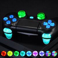 Tasten Knöpfe D-Pad Trigger Thumbsticks DTFS LED Kit für PS4 Controller CUH-ZCT2