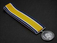Miniature Replica British War Medal & Long Ribbon. WW1, George V, Imperial, 11cm