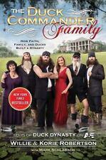 The Duck Commander Family Book By Willie & Korie Robertson Faith A&E NWT