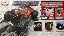 Rockzilla Maisto Pro Series Radio Control Monster Truck Rock Crawler 1:10 4WD
