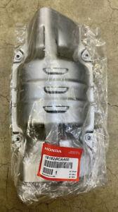 Genuine Honda Under Vehicle Cat Converter Upper Heat Shield 18182-RCA-A00