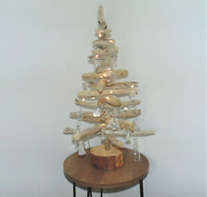 New Driftwood Two Foot Christmas Xmas Decoration Tree