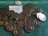 The Battle Of Britain 2015 Commemorative 50p Coin Unlimited Supply 5th Portrait