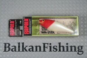 Rapala Sinking Shad Rap CDSR-7, 7cm-10g Color: RH Read Head  RARE!!!
