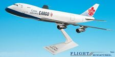 China Airlines Cargo 747-200F Airplane Miniature Model Plastic Snap-Fit 1:250 Pa