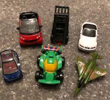 Miniture Toy Cars Aeroplane & Fork Lift Truck