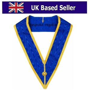 MASONIC REGALIA-CRAFT PROVINCIAL DRESS COLLAR (PREMIER QUALITY) BRAND NEW