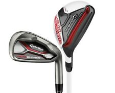 TaylorMade Aeroburner HL Combo Set-Ladies Right Hand - 4/5 Hyb, 6-SW Irons *NEW*