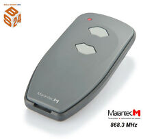 Marantec 382 Remote Control 868 MHz 2 Channel Key Fob NEW 2017 succesor to 302