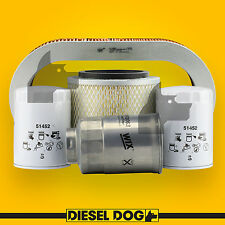 Air Oil Fuel Filter Service Kit - Nissan Patrol GQ - Diesel Dog 60013