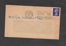 Cover 1967 Postmark/ Stamp Ilford & Borting